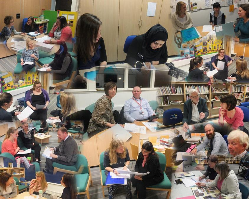 'Speed dating' to challenge curriculum development