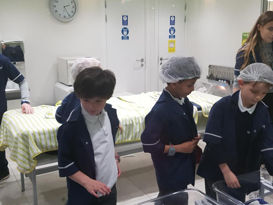 Nurse: Special care babies needed us.