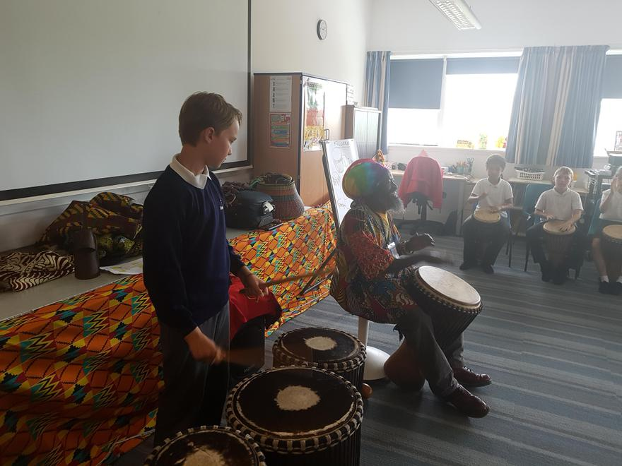African drumming workshops