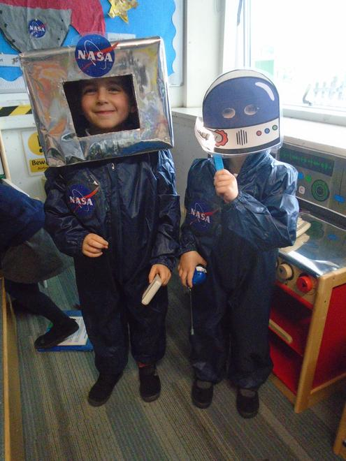Our space station role play