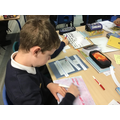 Using vocabulary to build an image