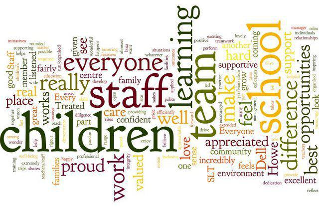 What makes staff proud to be part of Howe Dell