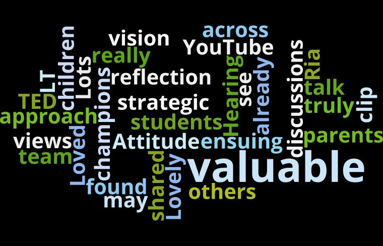 Reflection built into Appraisal preparation