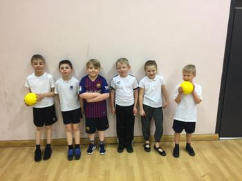KS1 Dodgeball competition - 29/01/2019 1