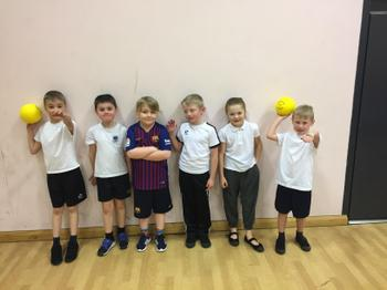 KS1 Dodgeball competition - 29/01/2019 2