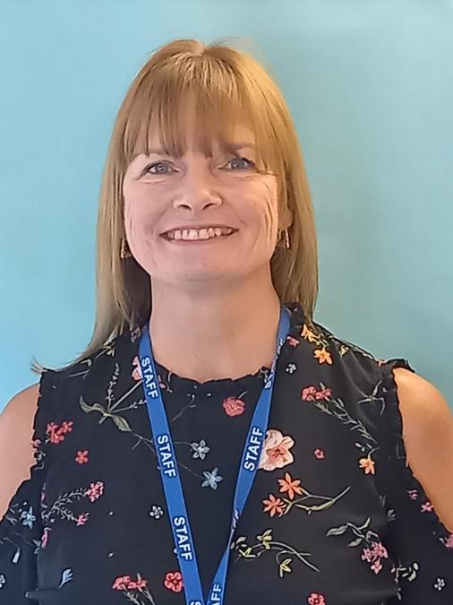 Mrs G Crane - Higher Level Teaching Assistant