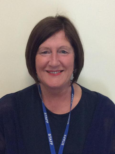 Mrs M Arnold - Higher Level Teaching Assistant 0.4/Teaching and Learning Assistant 0.6