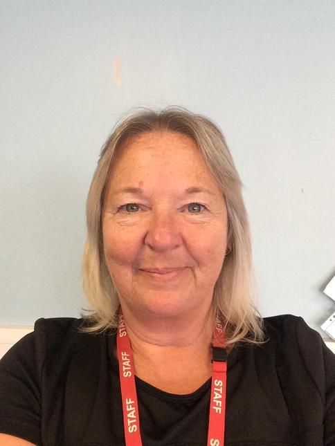 Mrs D Sturge - HLTA