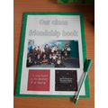 Our class friendship book