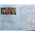 Lily-Bella's Picasso fact file!