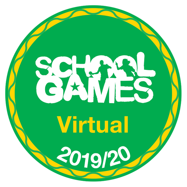 Virtual School Games Award 2020