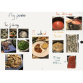 Khushi's pasta dish