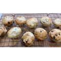 Faye's batch of scones
