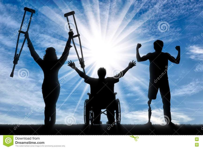 Creating a positive approach to disability.
