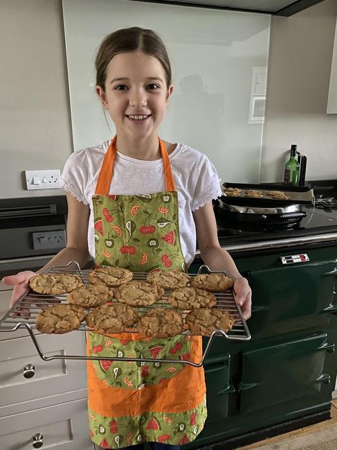 Libby's oaty energy cookies