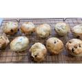 Faye's batch of scones