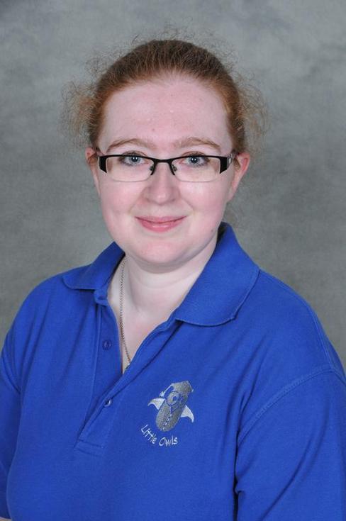 Miss S Brindley, Senior Play Leader, Little Owls