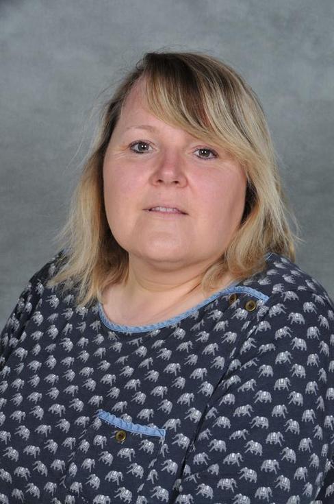 Mrs Williams, Nursery Nurse