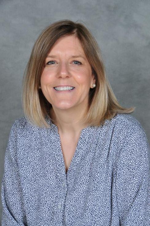 Mrs Vaughan, Senior Nursery Nurse