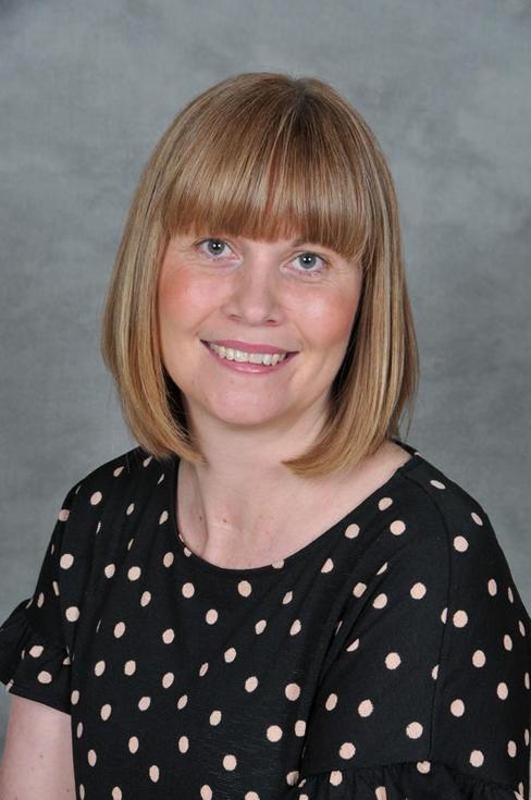 Mrs J Scott, Administrative Officer