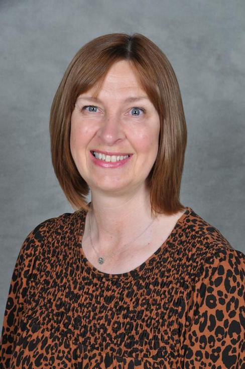 Mrs J Redfern, Office Manager