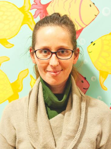 Zuzana Joseph- Teaching Assistant