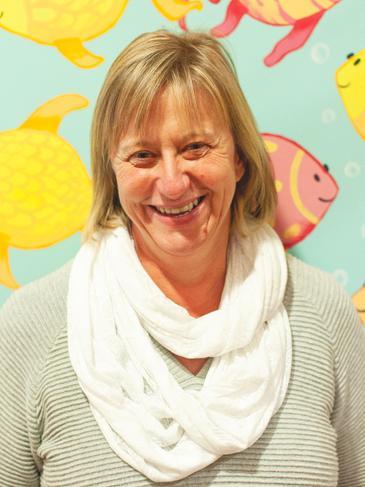 Christine Hutchins - Pre-Nursery Deputy
