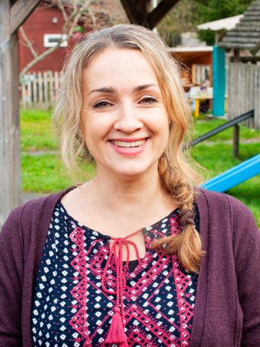 Gemma Kirby- Teaching Assistant