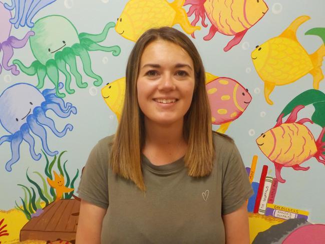 Jess Millam- Teaching Assistant