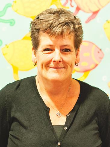 Sharon Waterman- Teaching Assistant