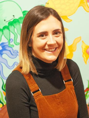 Melissa Giles- Nursery Nurse