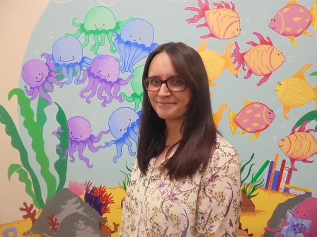 Lucy Houseman- Teacher
