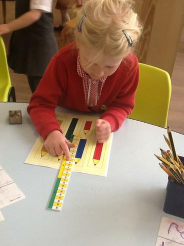 Measuring using standard units