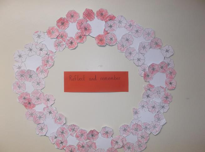 Rememer and Reflect - Remembrance Day