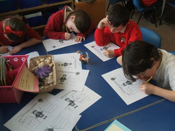 Class 2M have been learning about Christopher Colu