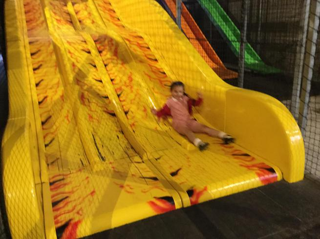 Slide and play