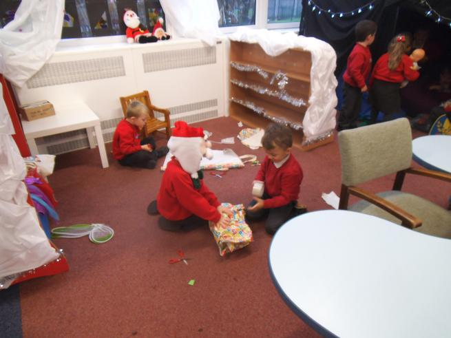Lots of lovely presents!
