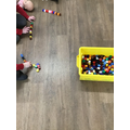 Counting an irregular set of objects