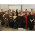 Class 4/5G Anglo-Saxon day