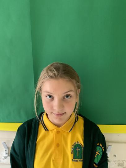 Lacey - Deputy Head Girl