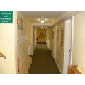 Corridor - Toilets to the right (disabled access)