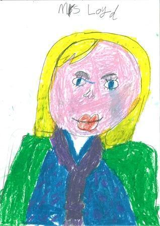 Mrs Lloyd. (Autumn and Winter Class LSA and ELSA)