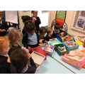 Sharing Marvellous Me boxes