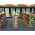 One of our projects is improving the library