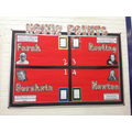 This is the house point board we use in assembly