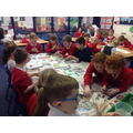 Science week investigations in Year 3