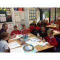 Pirate topic work in Year 3