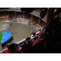 Exploring The Globe theatre