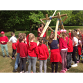 Ufton Court trip in Year 3