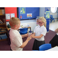 Learning how to show respect to other people's beliefs and property